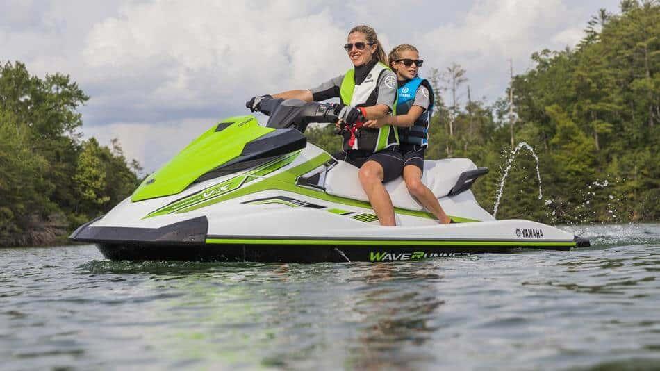 אופנוע ים דגם VX ימאהה