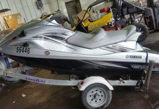 אופנוע ים 1100 VX