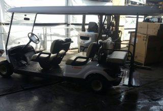 רכב תפעולי חשמלי ארוך YDR-E