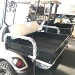 ספסל אחורי לרכב תפעולי