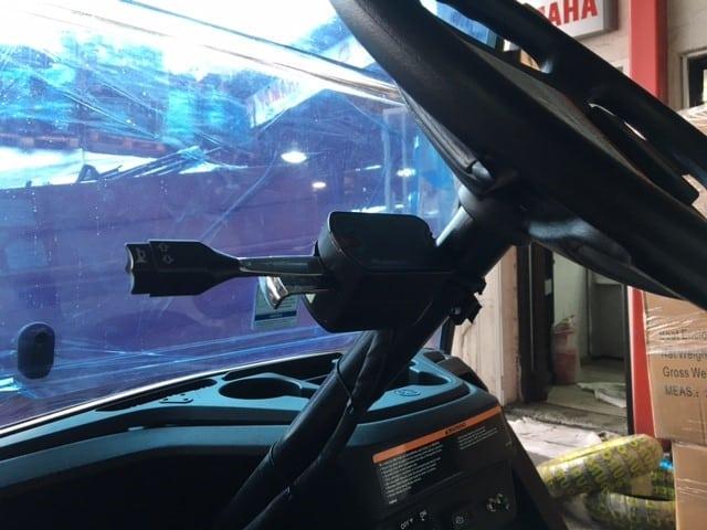ערכת איתותים לרכב תפעולי