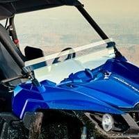 מגן רוח לרכב שטח WOLVERINE